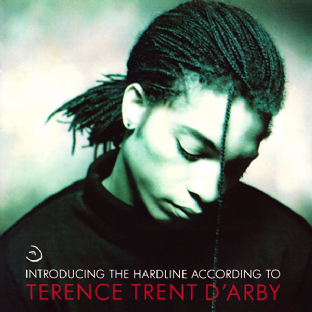 Terence Trent D'Arby - Introducing The Hardline According To... (LP) (VG-/G+)